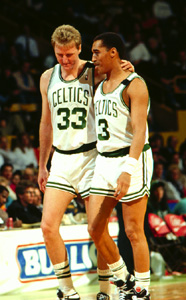 DJ e Larry Bird