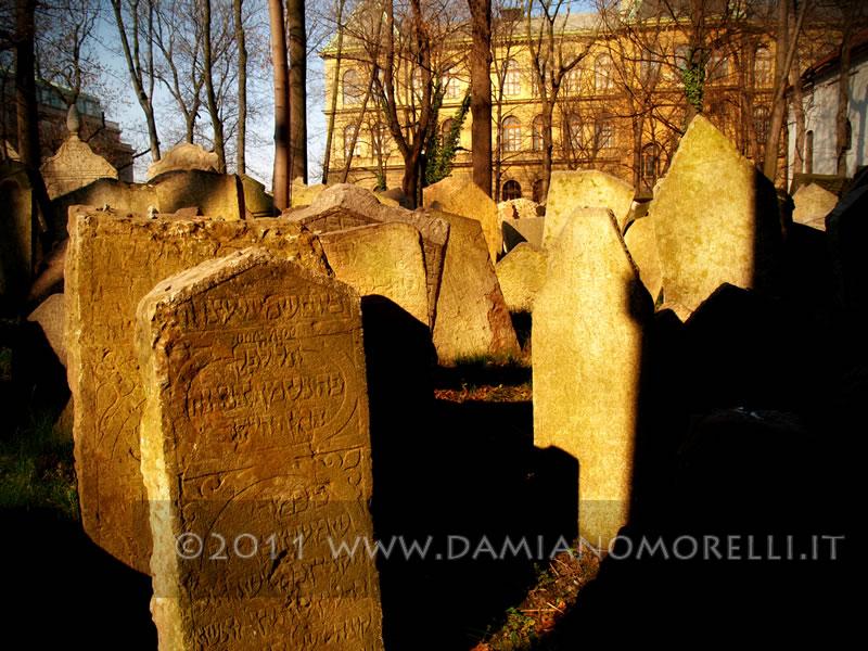 Il Cimitero di Praga